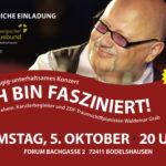 """Konzert mit Waldemar Grab """"Ich bin fasziniert!"""""""