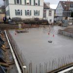 Fundamente und Bodenplatte