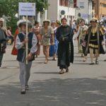 Stadtjubiläum: Christusbund erinnert beim Jubiläums-Festzug an die Reformation